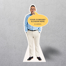 Personalised Life Size Cutouts