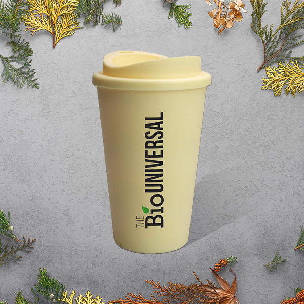 Biodegradable Universal Tumbler