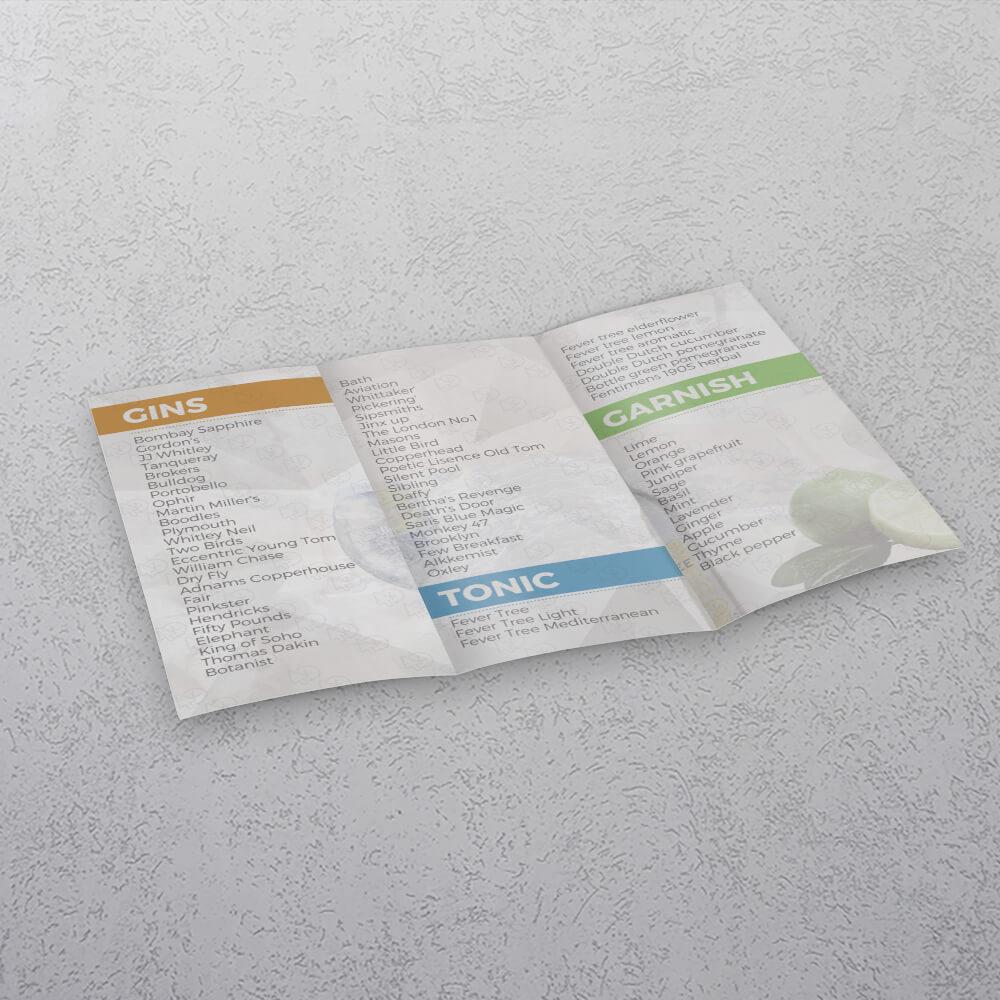 Creased Leaflets