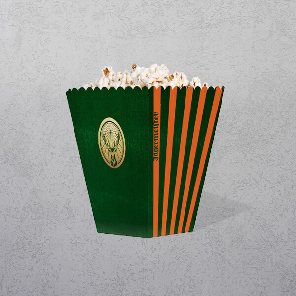 Promotional Popcorn Boxes