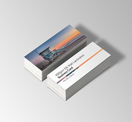 Premium quality mini business cards free uk delivery apprintable mini reheart Image collections
