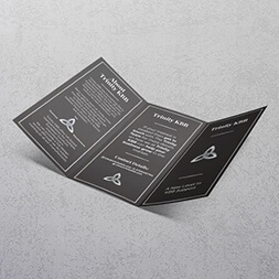 Folded Laminated Leaflets