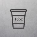10oz Cup Sleeves