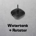 Parasol Base + Rotator