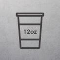 12oz Cup Sleeves