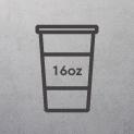 16oz Cup Sleeves