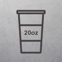 20oz Cup Sleeves