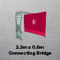 2.3m x 0.8m Connecting Bridge