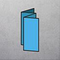 Z folded (1/4 A4 8pp)