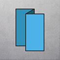 Z folded (1/3 A4 6pp)