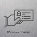 Standard (85x55mm)