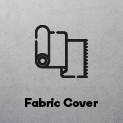 Fabric only - No frame