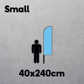 Small (40 x 240cm)