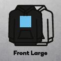 Front Centre (30x35cm)
