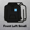 Front Left Chest (10x10cm)