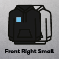 Front Right Chest (10x10cm)