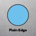 90mm Circular - Plain Edge