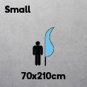 Small (70 x 210cm)