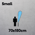 Small (70 x 180cm)