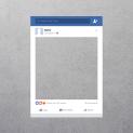 Facebook Frame - A2