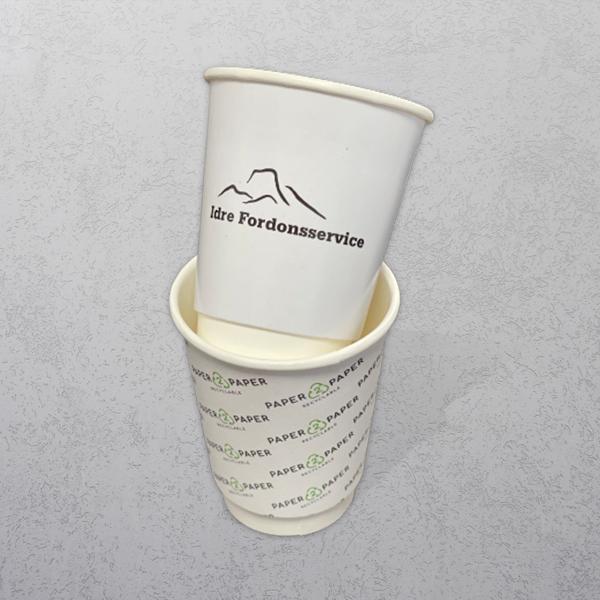 Custom P2P Paper Cups