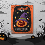 A0 Halloween Posters