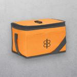 Orange Cooler Bag