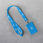 Apprintable One Colour Lanyards