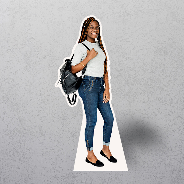 Apprintable Life-size cutouts