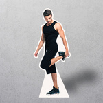 Stretch it Life-size standees