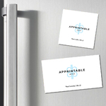 Apprintable Magnetic Cards