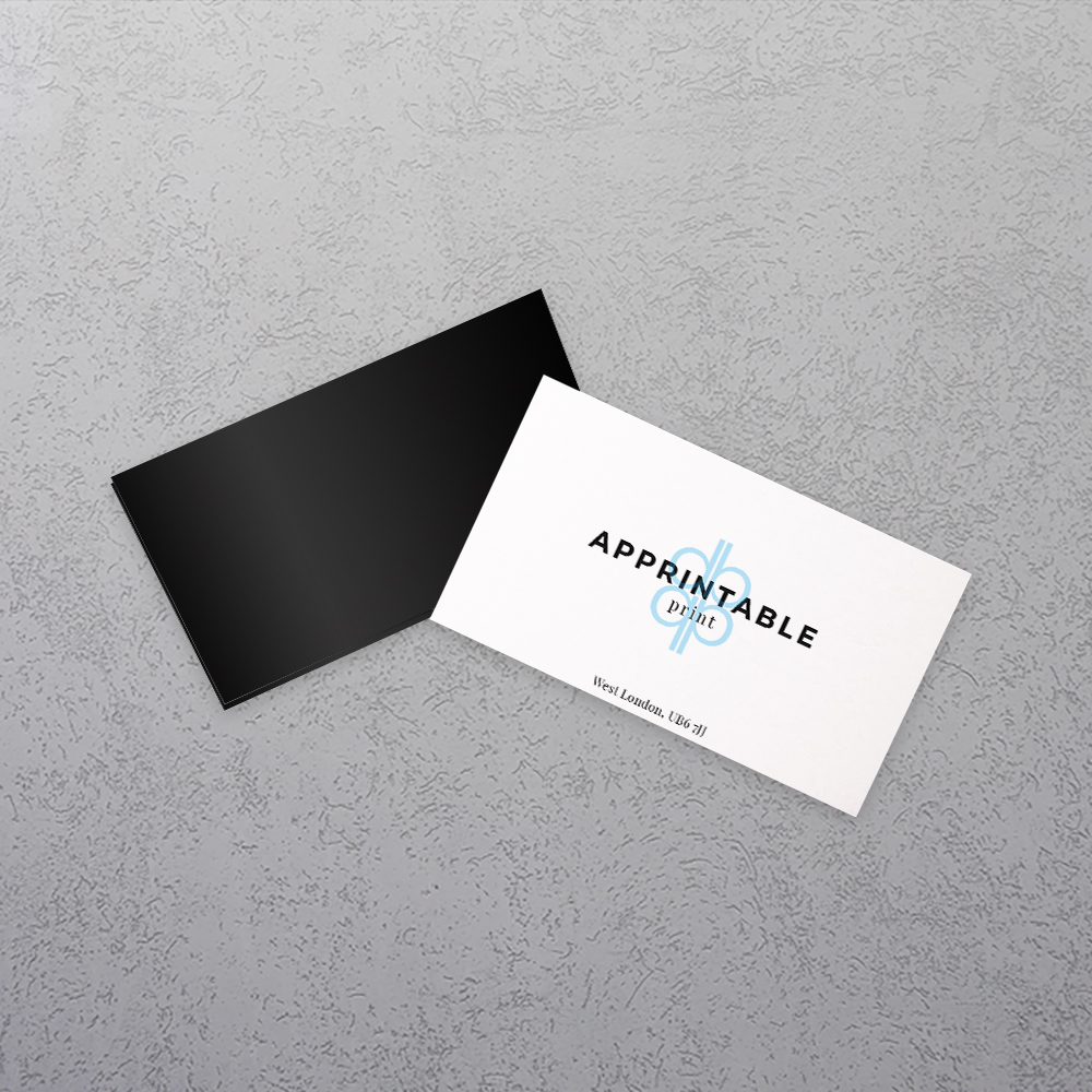 Apprintable Magnetic Business Cards