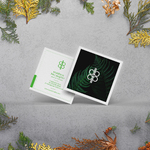Recycled Square Business Cards