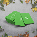 Recycled Green Business Cards