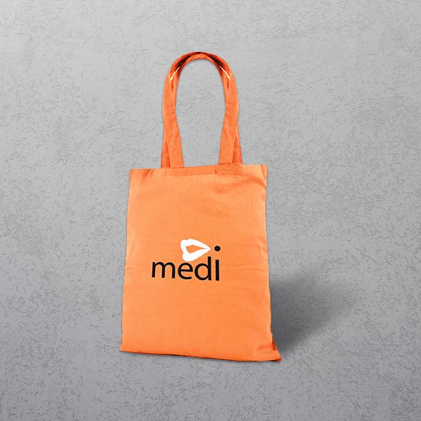 Apprintable Amber Tote Bag