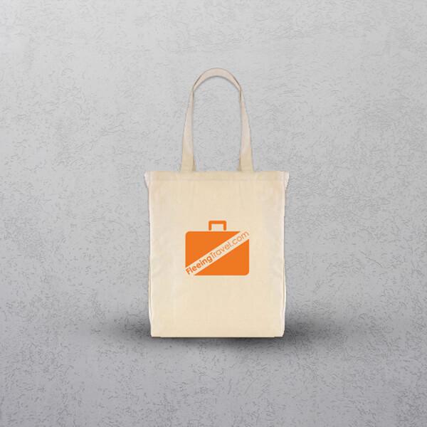 10oz Natural Canvas Bag