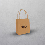 Small Natural Paper Bags