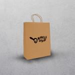 Large Natural Paper Bags