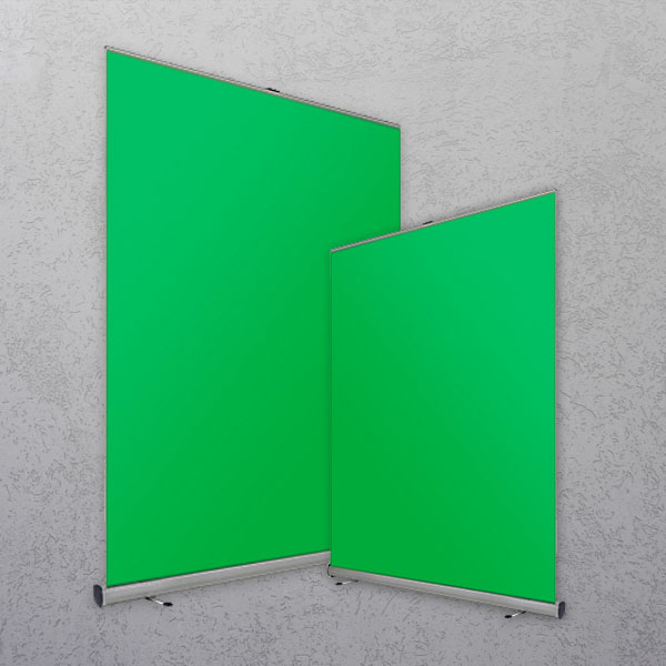 Chroma Key Green Screens