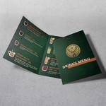 Jagermeister Folded Leaflets