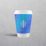 Apprintable Double Wall Paper Cup