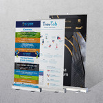Three Roller Banners