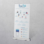 Apprintable Roller Banners
