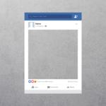 Facebook Selfie Frame