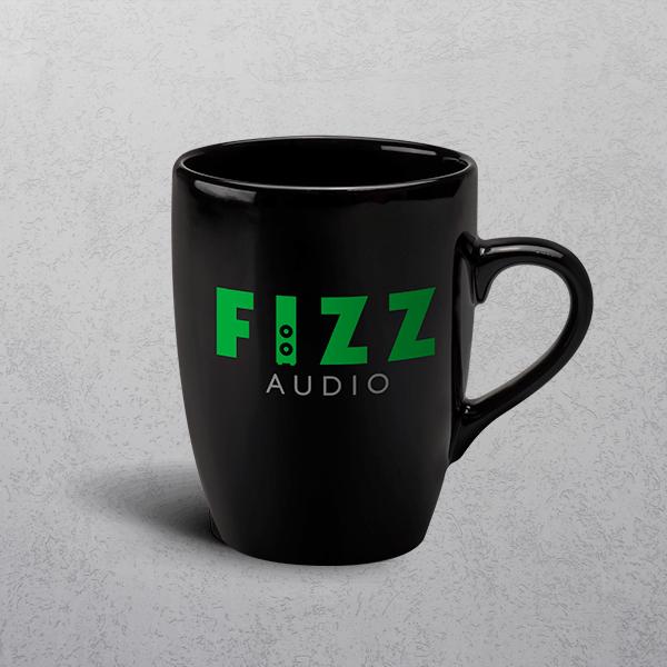 Apprintable Black Premium Mug