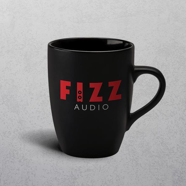 Apprintable Matt Black Premium Mug