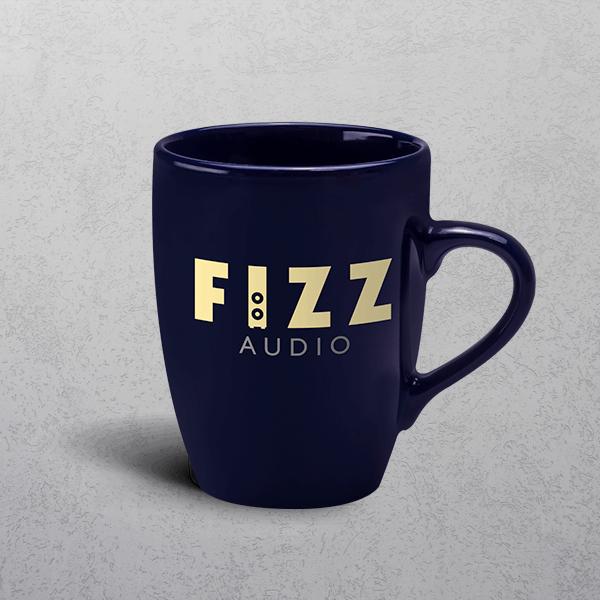 Apprintable Midnight Blue Premium Mug