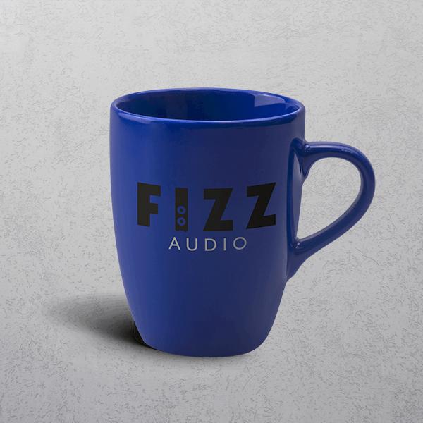 Apprintable Reflex Blue Premium Mug