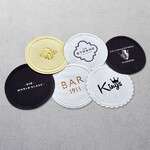 Apprintable Cocktail Coasters