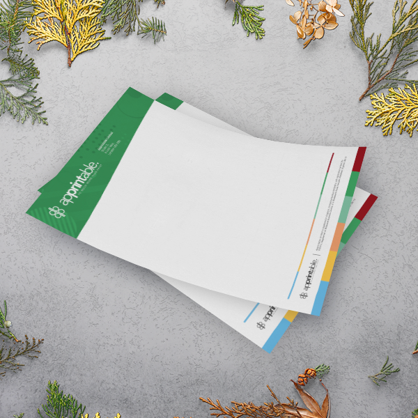 Recycled Letterheads